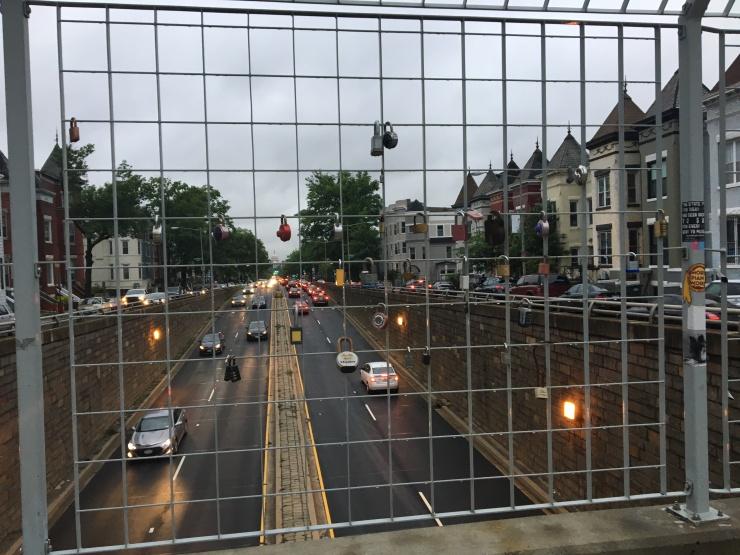 T Street overpass